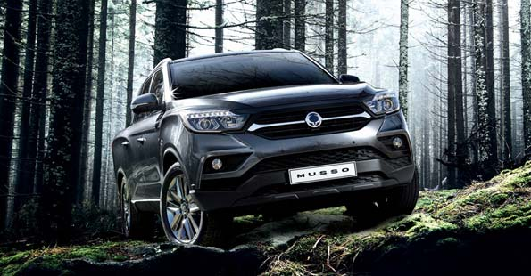 Search Used Cars at Parkhills SsangYong